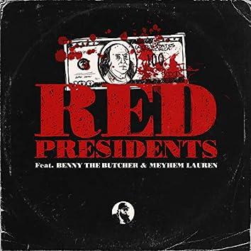 Red Presidents (feat. Benny the Butcher & Meyhem Lauren)