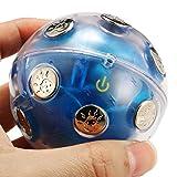 Genenric Elektronischer Schockball für heiße Kartoffeln, Party, Bar, Trinkspiel, Gadget, Spielzeug