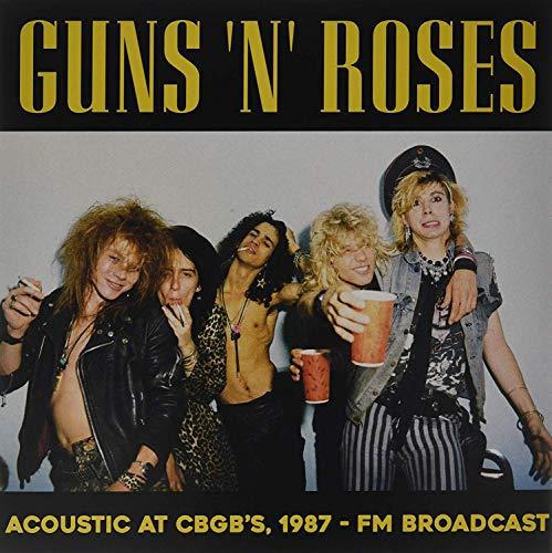 Acoustic at Cbgb'S 1987