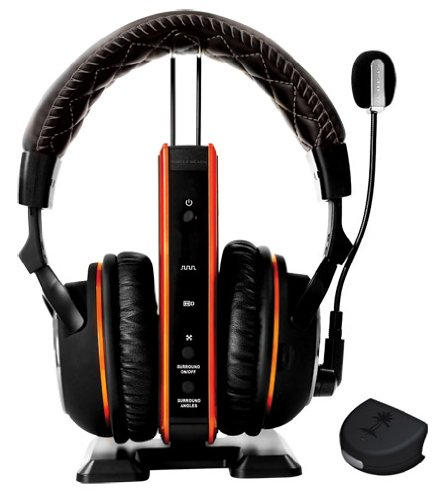 Turtle Beach Call of Duty: Black Ops II Tango Programmable Wireless Dolby Surround Sound Gaming Headset -: Xbox 360;6304300