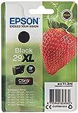Epson Claria Home - Cartucho de Tóner para XP235, Paquete Estándar, XL, Color Negro, Válido para los Modelos XP-342, XP-345, XP-432, XP-442 y Otros