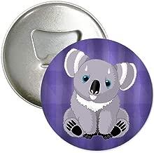 CANDY HOUSE Refrigerator Magnets Beer Bottle Opener Coke Bottle Wine Soda Openers Pocket Size - Australia Koala Bear