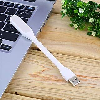 uu19ee Mini Flexible USB Led Proteger Luz De Ojo L/ámpara De Mesa Gadgets USB L/ámpara De Mano para Xiaomi Power Bank Pc Laptop Notebook Color Al Azar