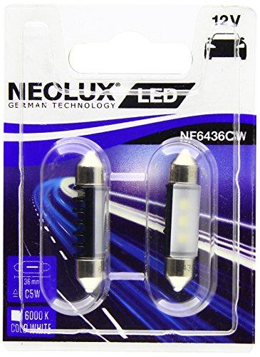 Osram nf6436cw-02b Neolux LED Retrofit 6000K 12V/0,5W, set de 2