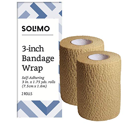 Solimo Self-Adhering Bandage