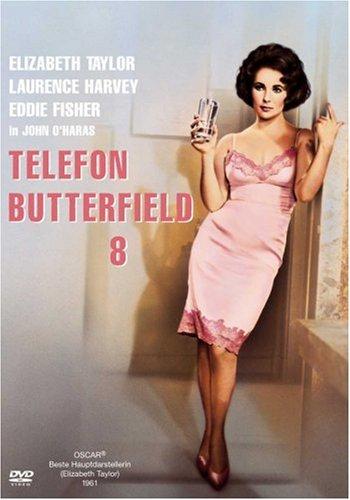 Telefon Butterfield 8 [Alemania] [DVD]