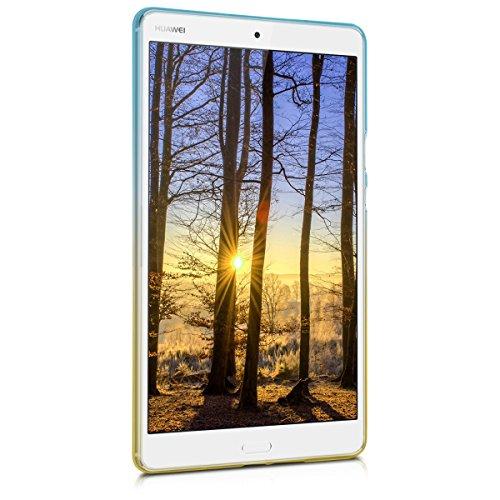 kwmobile Huawei MediaPad M3 8.4 Hülle - Silikon Tablet Cover Case Schutzhülle für Huawei MediaPad M3 8.4 - 2