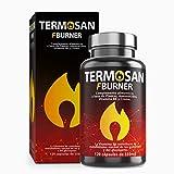 Termogénico - Suplemento Quemagrasas Natural | Fat Burner | Termogénico quemagrasa potente...