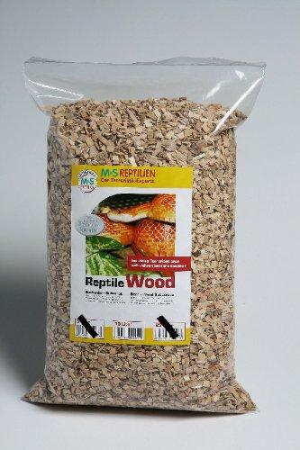 M&S Reptile-Wood Boden-Substrat, 25 Liter Sack
