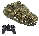 RC TECNIC Crocodile Head Remote Control ¡Very real! Radiocontrol Crocodile Remote Control Toy