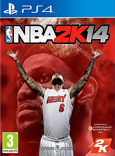 NBA 2K14 [Importación Francesa]