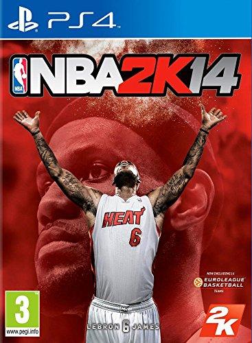 NBA 2K14 PS4 MIX