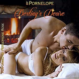 Destiny's Desire audiobook cover art