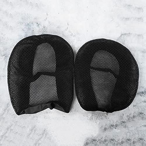 Asientos premium Cojín de malla Funda de sillín universal Protector de malla para quad para mejorar la apariencia para una conducción relajante en triciclo