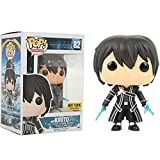Funko Pop Animation : Sword Art Online - Kirito (Exclusive) 3.75inch Vinyl Gift for Anime Fans Super...