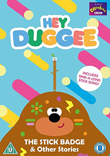 Hey Duggee - Stick Badge & Other Stories [DVD]