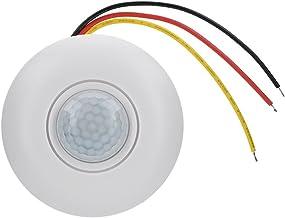 Queen.Y 360 ° Infrarode PIR Bewegingssensor Schakelaar met Tijdvertraging voor LEIDENE Plafondlicht