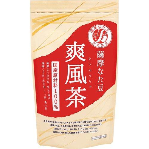 スマイル・ジャパン『薩摩なた豆 爽風茶』