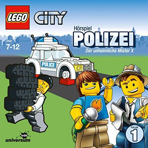 Polizei - Der unheimliche Mister X: Lego City 1