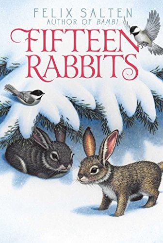 Fifteen Rabbits (Bambi\'s Classic Animal Tales) (English Edition)