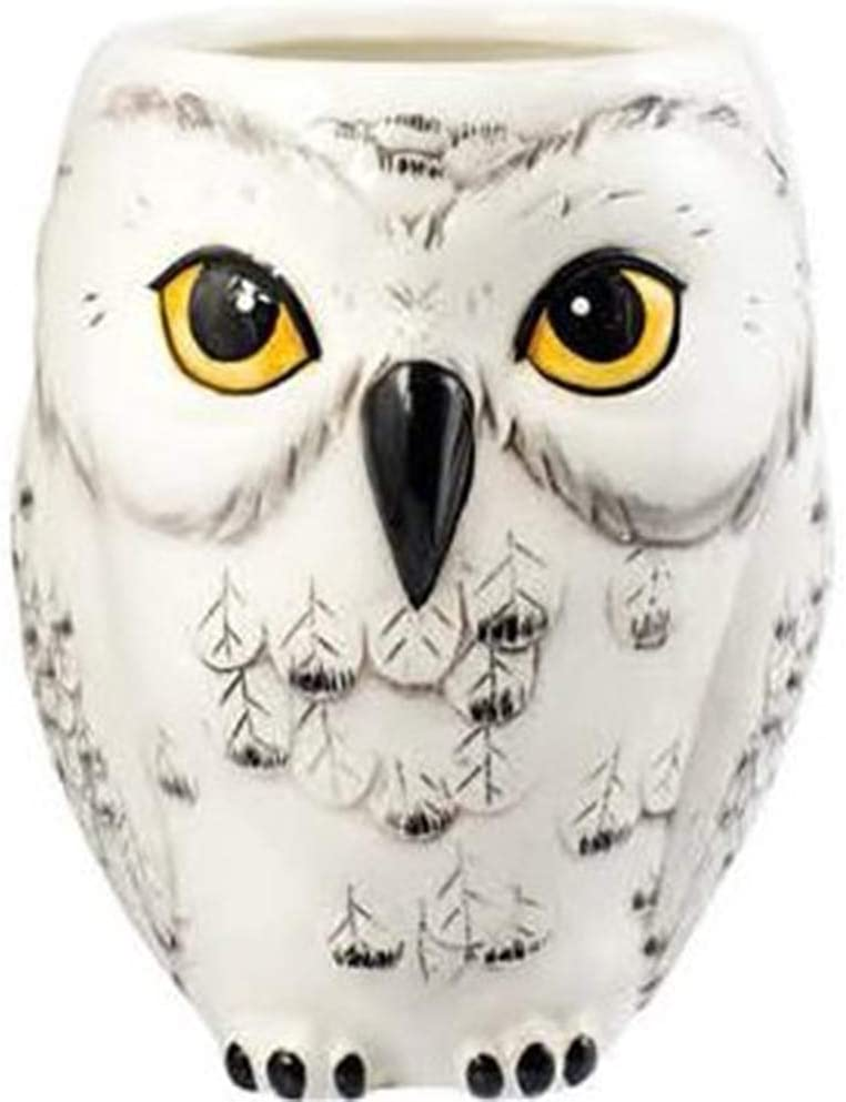 Details about  /Universal Studios Wizarding World of Harry Potter Hedwig Owl Coffee Mug New