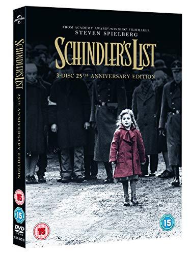 Schindler's List - 25th Anniversary Bonus Edition (DVD) [2018]