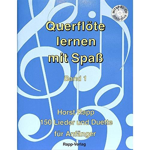 Querflöte lernen mit Spaß 1 - Flöte Noten [Musiknoten]