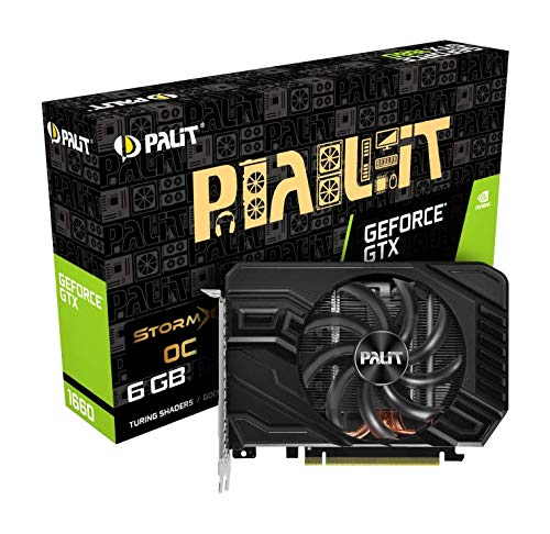 Palit GeForce GTX 1660 StormX OC 6GB