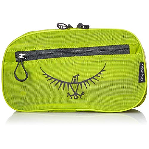 Osprey Ultralight Washbag Zip - Electric Lime