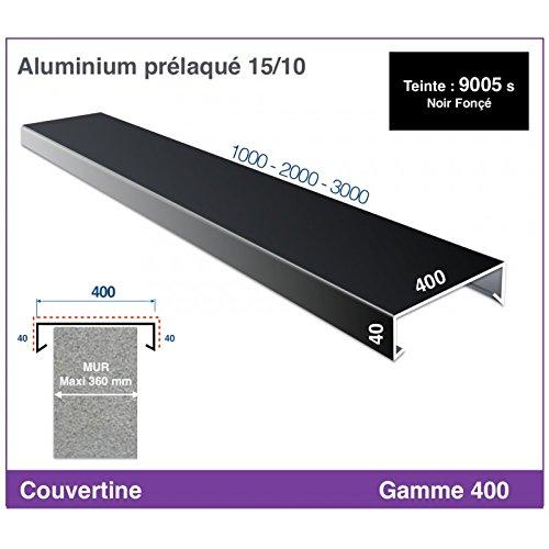CUBERTINa/CUBRE-MUR – GAMME 400 – Para MURET, ACROTERO T