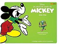 Os Anos De Ouro De Mickey Vol. 4 - Viagem À Lua
