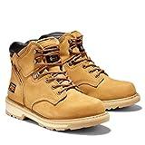 Timberland PRO Men's Pitboss 6' Soft-Toe Boot,Wheat,11.5 M