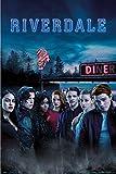 Póster Riverdale - Diner [Season 3/Tercera Temporada] (61cm x 91,5cm) + 1 Póster con Motivo de Paraiso Playero