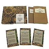 Magic Garden Seeds Tabaco de Pipa - Kit Regalo de Semillas con 3 variedades de Nicotiana para Mezclas clásicas