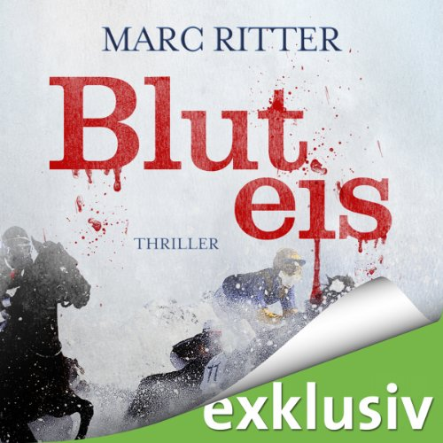 Bluteis audiobook cover art