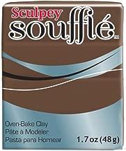 Polyform SU6-6053 Sculpey Souffle Clay, 2-Ounce, Cowboy
