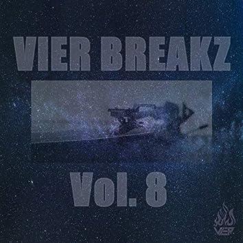 Vier breakz, Vol. 8