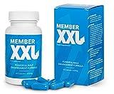 MEMBER XXL - Powerful Male Enhancement Formula, Food Supplement (60 Kapseln)