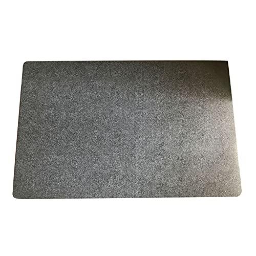 QIANMO Home Desk Chair Bürostuhl Matte für Fußböden Weicher Boden Holz Protect Carpet Langlebige rutschfeste Protector Stuhlmatten