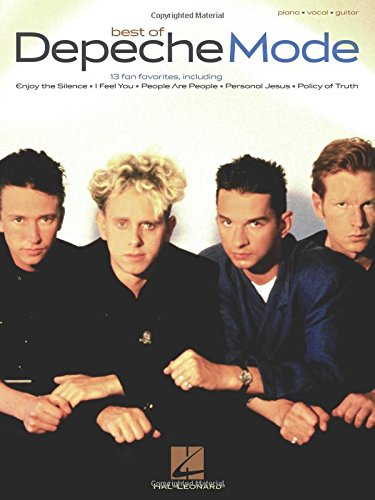 Best of Depeche Mode: Piano - Vocal - Guitar