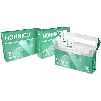 加熱式タバコ NONNICO ノンニコ メンソール 3箱セット (1箱20本入) IQOS互換機用