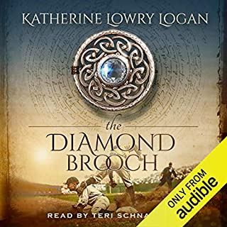 Page de couverture de The Diamond Brooch