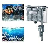 YJYJ (hf-900 Aquarium Fish Tank Película Removedor De Película Superficie Skimmer Filter Bombas De Cascada 220-240v