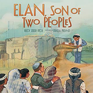 Page de couverture de Elan, Son of Two Peoples