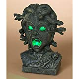 Gerson 12 inch Animated Medusa Bust