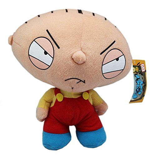 Family Guy Stewie Giant Head Plush Toy (9in) by South Park