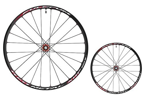 Fulcrum Red Metal XRP 27.5 Ruedas, Negro, Única