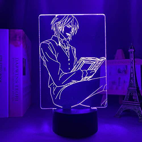JYDNBGLS Meisjes Nachtlampje voor Meisjes Jongens Nachtlampje Anime Figuur Lamp Verlichting Lamp Acryl Psycho Pass…