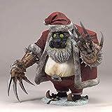 Mdcgok MC Farlane Toys Monsters Series Twisted Christmas Santa Claus Figura de acción Colección Ⅴ 5 ...