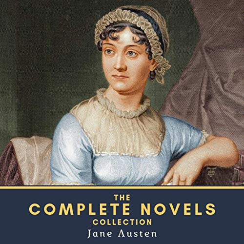 The Complete Novels Collection of Jane Austen Titelbild